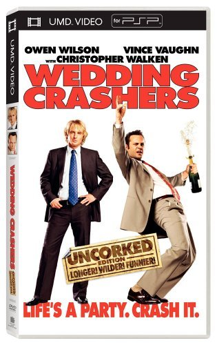 Wedding Crashers Wilson Vaughn Walken Clr Umd Nr Unrated