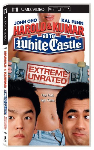 Harold & Kumar Go To White Cas Harold & Kumar Go To White Cas Clr Umd Nr Unrated