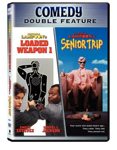 National Lampoon's Loaded Weapon 1 Senior Trip Clr Nr 2 On 1