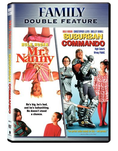 Mr. Nanny Suburban Commando Mr. Nanny Suburban Commando Nr 2 On 1