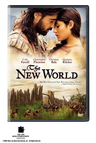 The New World Farrell Bale Plummer DVD Pg13