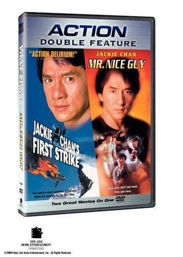 First Strike Mr Nice Guy New Line Double Feature Nr 2 On 1