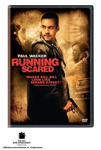 Running Scared Palminteri Walker DVD R