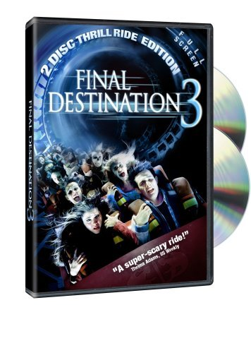 Final Destination 3 Final Destination 3 Clr R 2 DVD