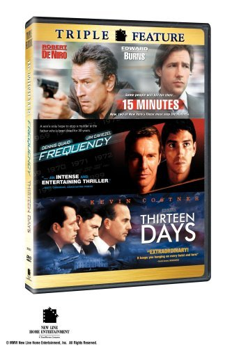 15 Minutes Frequency Thirteen Warner Triple Feature Clr Nr 3 On 1