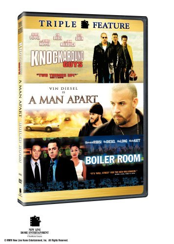 Knockaround Guys Man Apart Boiler Room Warner Triple Feature Clr Warner Triple Feature