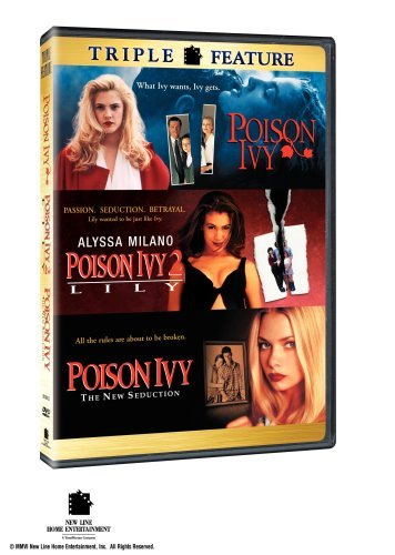 Poison Ivy Pison Ivy 2 Poison Warner Triple Feature Clr Nr 3 On 1