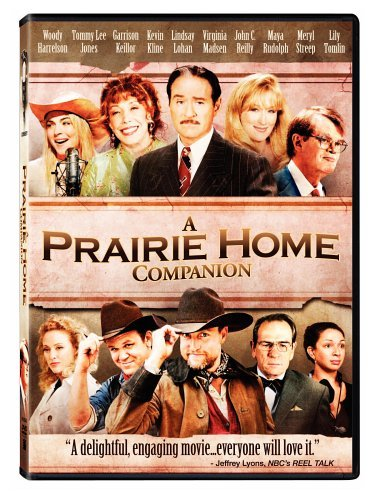 Prairie Home Companion Harrelson Jones Kline Lohan Clr Pg13