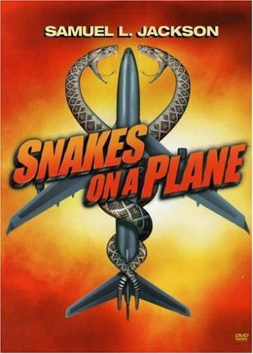 Snakes On A Plane Jackson Margulies DVD R Ws