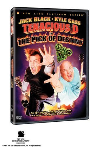 Black Gass Tenacious D In The Pick Of Destiny DVD R