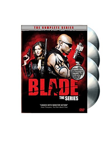 Blade The Series Season 1 DVD Nr 4 DVD
