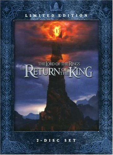 Lord Of The Rings Return Of The King Wood Mckellen Mortensen Astin Nr Ltmd Ed.