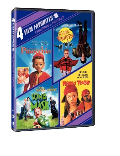 New Line Family 4 Film Favorites Nr 2 DVD