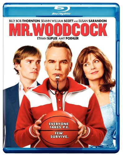 Mr Woodcock Thornton Scott Sarandon Blu Ray Ws Pg13
