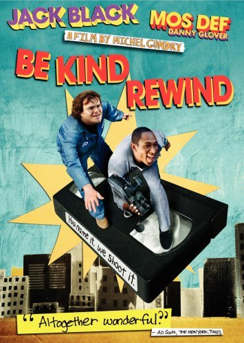 Be Kind Rewind Black Glover Farrow Mos Def Ws Fs Pg 13