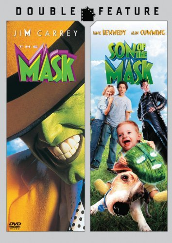 Mask Son Of The Mask Double Feature DVD Pg13