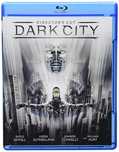 Dark City Sewell Connelly Hurt Sutherlan Blu Ray Ws Director's Cut Y