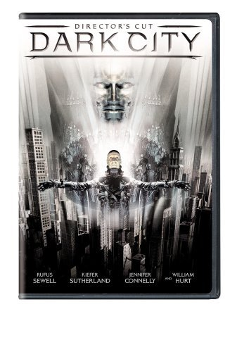 Dark City Sewell Connelly Hurt Sutherland DVD R