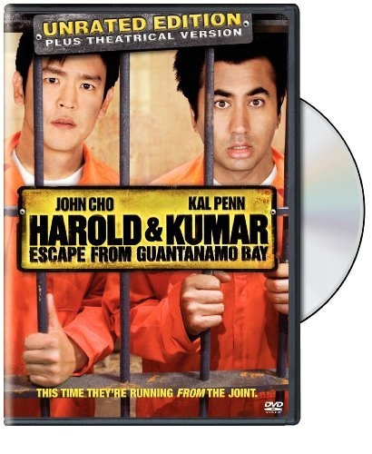 Harold & Kumar Escape From Guantanamo Bay Harris Penn Cho Ws Ur