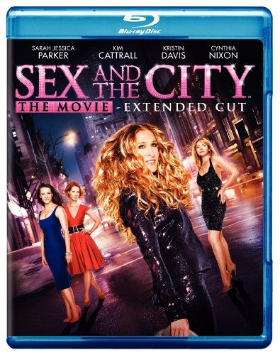 Sex & The City Movie Parker Cattrall Davis Nixon Blu Ray Ws Special Ed. R