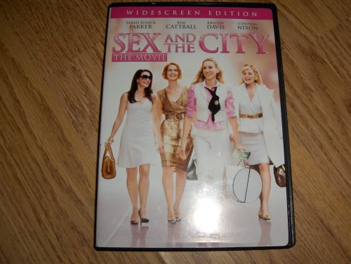 Sex And The City The Movie Parker Catrall Davis Nixon
