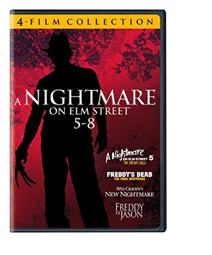 Nightmare On Elm Street 5 8 4 Film Favorites Nr 2 DVD