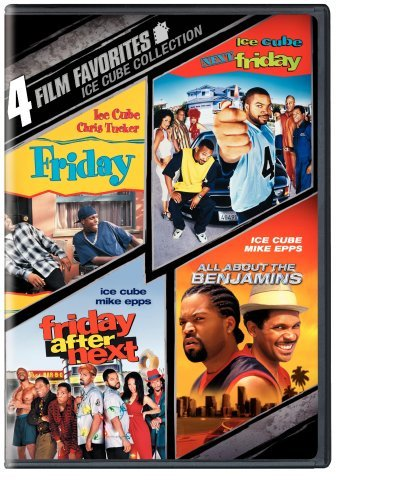 4 Flim Favorites Ice Cube Nr 2 DVD