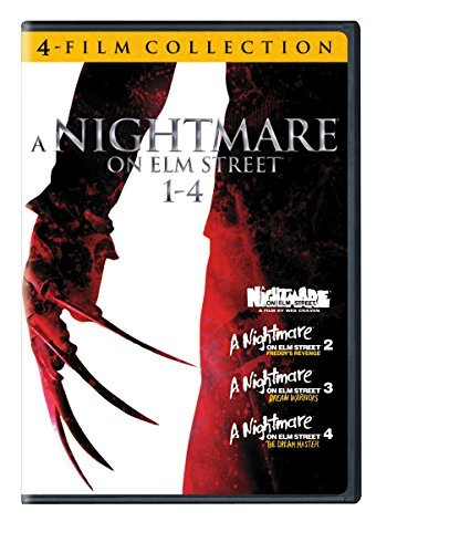 Nightmare On Elm Street 1 4 4 Film Favorites DVD Nr Ws