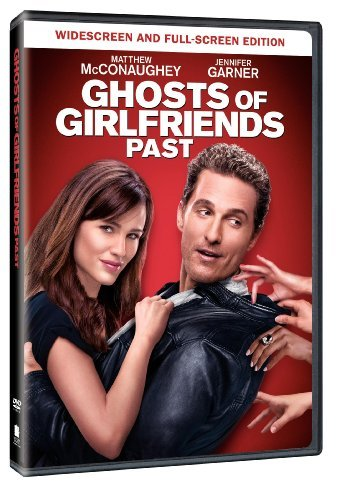 Ghosts Of Girlfriends Past Mcconaughey Garner Douglas Ws Fs Pg13