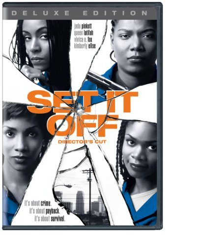 Set It Off Pinkett Latifah Fox Elise Unde Deluxe Ed. R