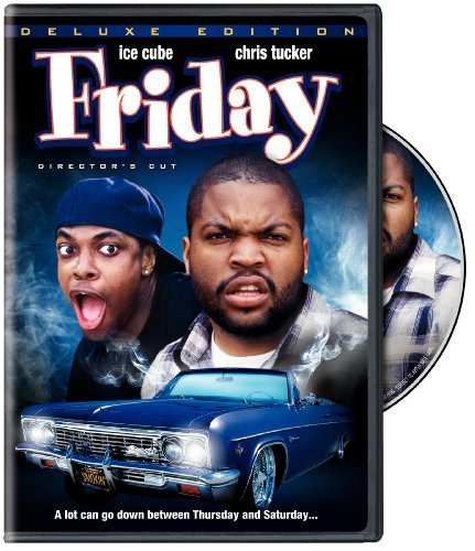 Friday Ice Cube Tucker Mac Witherspoon DVD R