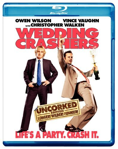 Wedding Crashers Wilson Vaughn Walken Blu Ray Ws Ur
