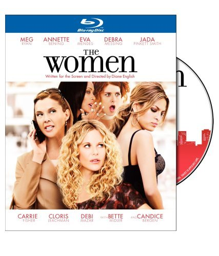 Women (2008) Ryan Bening Mendez Smith Berge Blu Ray Ws Pg13