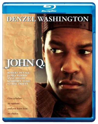John Q. Washington Elise Duvall Woods Blu Ray Ws Pg13
