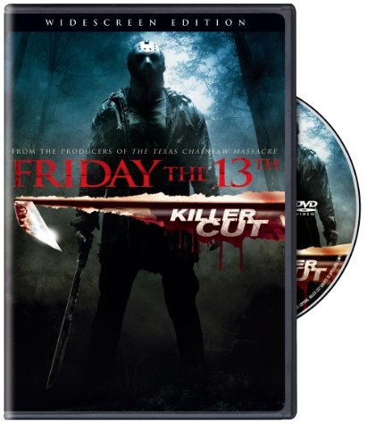 Friday The 13th (2009) Padalecki Panabaker Yoo DVD R Extended