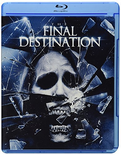 Final Destination Campo Vansanten Zano Blu Ray Ws R