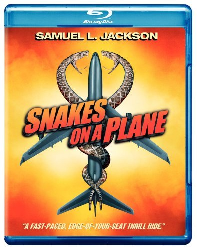 Snakes On A Plane Margulies Jackson Blu Ray Ws Nr