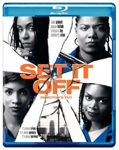 Set It Off Pinkett Latifah Fox Elise Unde Blu Ray Ws R