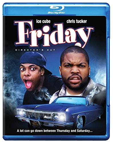 Friday Ice Cube Tucker Mac Witherspoo Blu Ray Ws Nr