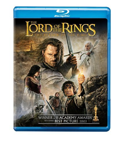 Lord Of The Rings Return Of The King Lord Of The Rings Return Of The King Blu Ray Ws Pg13