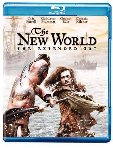 New World Farrell Plummer Bale Kilcher Blu Ray Ws Nr