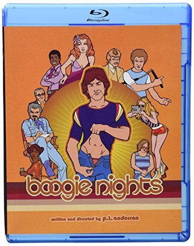 Boogie Nights Wahlberg Reynolds Moore Cheadl Blu Ray Ws R
