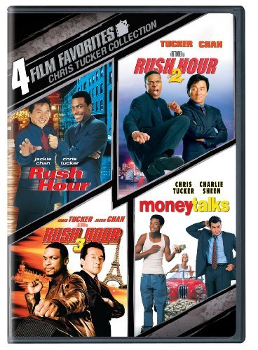 Chris Tucker Collection 4 Film Favorites Nr 2 DVD