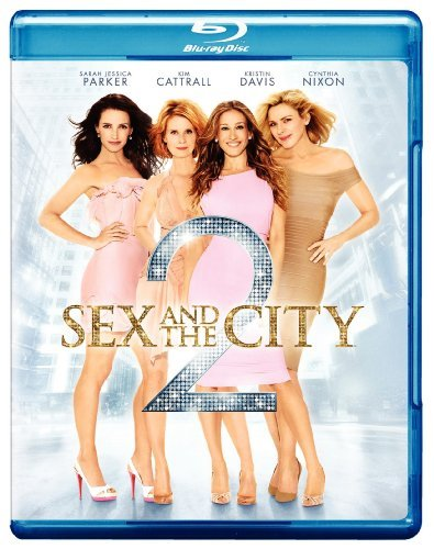 Sex & The City 2 Parker Canttrall Davis Nixon Blu Ray Ws R Incl. DVD Dc