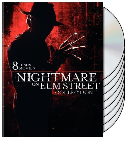 Nightmare On Elm Street Collection DVD R Ws
