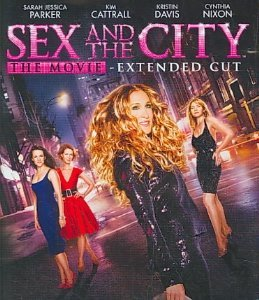 Sex & The City Movie Sex & The City Movie Ws Blu Ray R Incl. Ticket