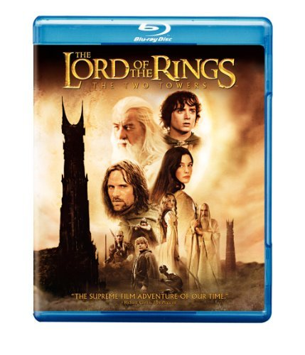 Lord Of The Rings Two Towers Lord Of The Rings Two Towers Blu Ray Ws Pg13