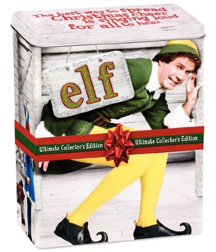 Elf Ferrell Caan Newhart Ws Ultimate Coll. Ed. Nr