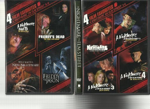 Nightmare On Elm Street Collection Nightmare On Elm Street Collection