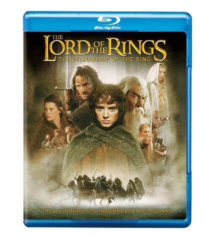 Lord Of The Rings Fellowship Of The Ring Lord Of The Rings Fellowship Of The Ring Blu Ray Ws Pg13